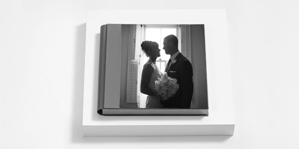 Acrylic Wedding Album Ready To Ship To New York Album Design Store