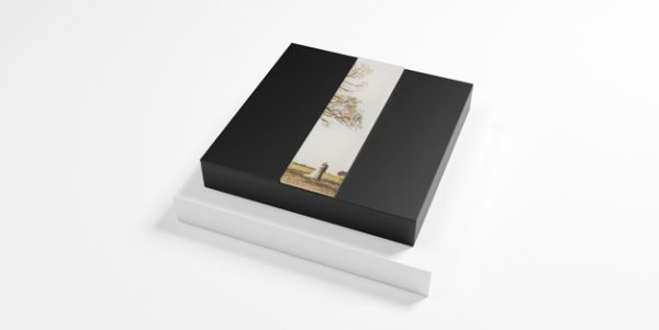 Acrylic Cover Presentation box BCB 01-3