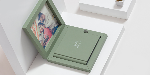 Acrylic Cover Presentation box TP 55-1 Main