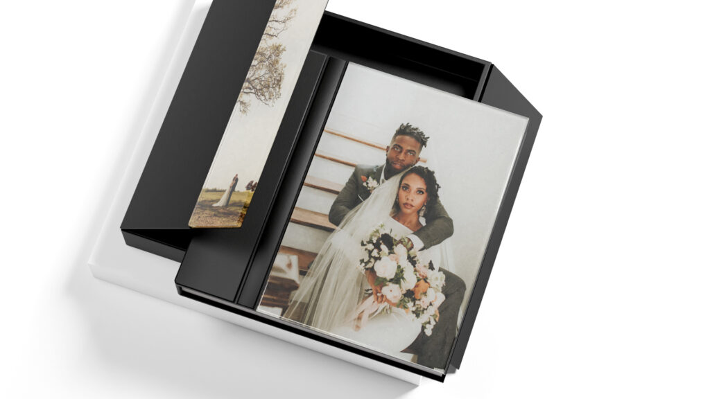 Elevate-Your-Clients-Wedding-Albums-With-Custom-Acrylic-Cover-Box