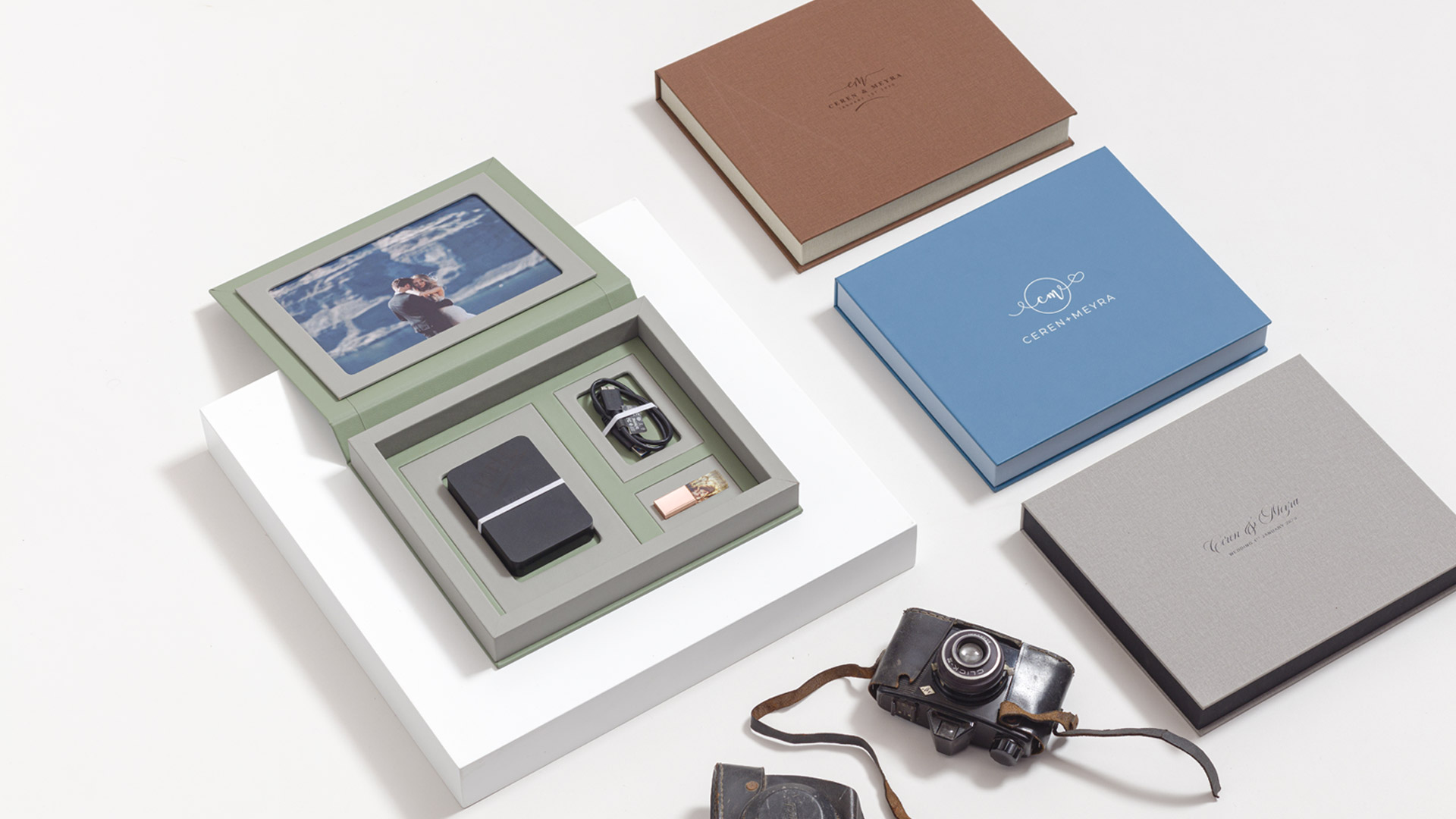 Why Our Custom USB/HDD Boxes Are More Than Pretty Keepsakes for Your Digital Products
